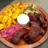 Spicy chilly ribs