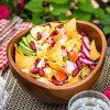 Green Mexican Salad